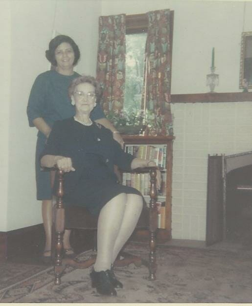 Mother and Mrs. Magoon