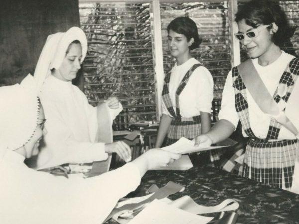 Catholic school diploma