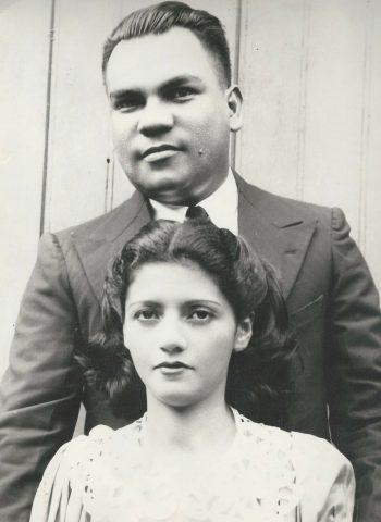 Alejandro and Celia